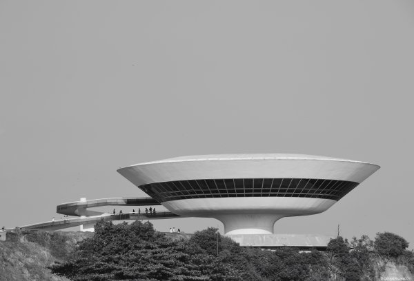 Le MAC d'Oscar Niemeyer