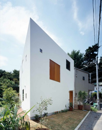 Copyright:Takeshi Hosaka Architects