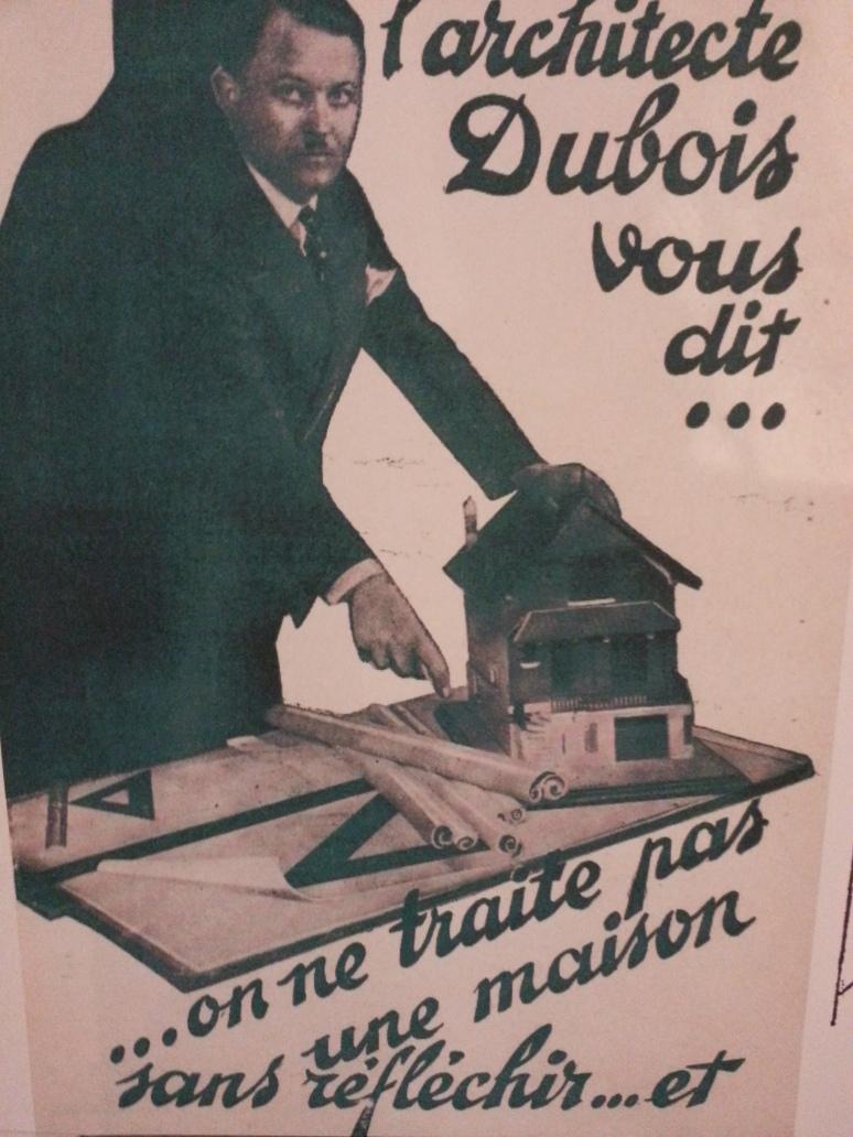 L'Architecte Dubois vous dit