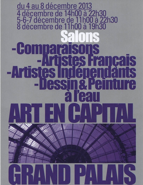 Art en Capital 2013