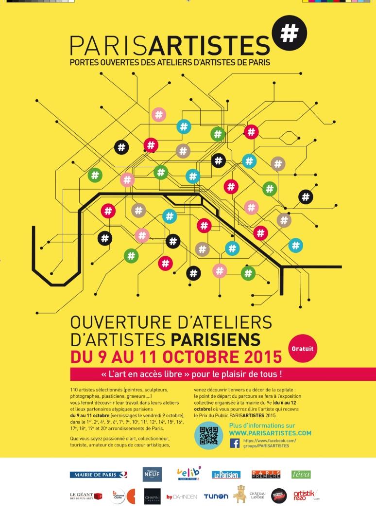ParisArtistes2015